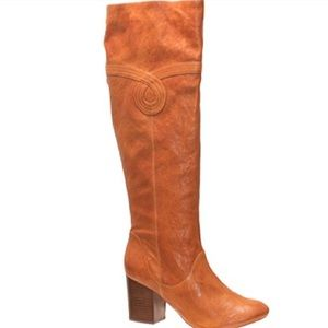 Poetic License Sultry Splash Tall Heeled Boot